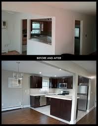 home design before and after house remodel before and after