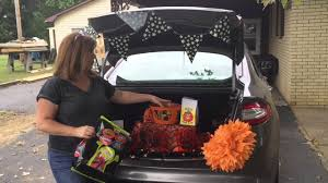 car trunk decorations for halloween part 38 trunk or treat
