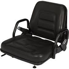 Lift Seat For Chair Black Talon Universal Fold Down Fork Lift Seat U2014 Black Model