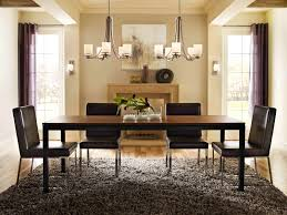 Dining Table Lighting by Dining Room Dining Room With Romantic Light Authentichappiness
