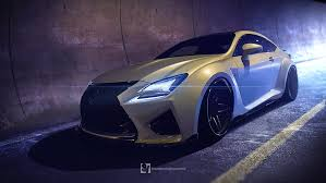 lexus rc f body kits 2014 lexus rc f by samvesters on deviantart