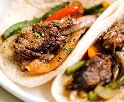 recette cuisine mexicaine recette facile de fajitas au boeuf