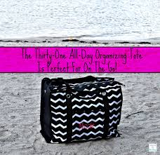 every mom must have a thirty one zip top organizing utility tote