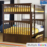 Double Size Loft Beds And Bunk Beds - Double double bunk bed