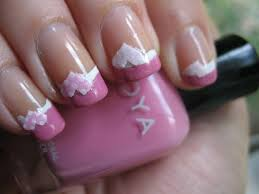 28 french tip nails designs french tip manicure designs french