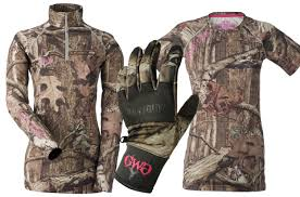 Mossy Oak Duck Blind Camo Clothing Girls With Guns Clothing Launches New Hunting Apparel Lineup