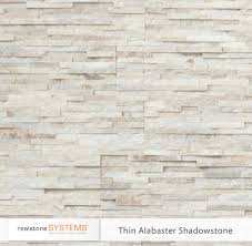 thin alabaster shadowstone thinstone veneers from realstone