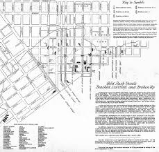 Downtown San Francisco Map by Map Of Sunken Ships In Sf From San Francisco National Historic