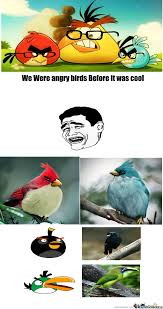 Angry Birds Meme - angry birds bitch pleaz by cyril973 meme center