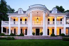 my dream home southern plantation style architecture
