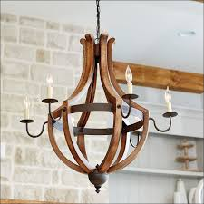 Industrial Crystal Chandelier Kitchen Industrial Dining Light Farmhouse Kitchen Lighting Round