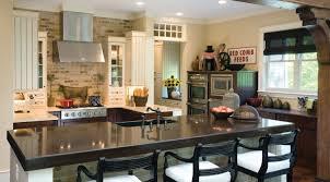 enrapture design of kitchen work table cool green kitchen