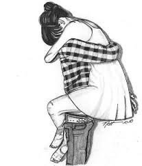 a couple in love drawing u003c3 pinterest couples drawings and