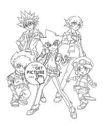 team anime coloring pages for kids printable free