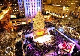 when is the christmas tree lighting in nyc 2017 rockefeller christmas tree lighting behind the twinkle rockefeller