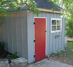 Pretty Shed by Backyard Shed Redesigning Sarah