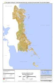 Philippine Map Hazard Maps