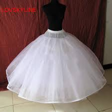 wedding dress underskirt free shipping hot sale 8 layers no hoop wedding bridal gown dress