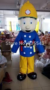 fireman sam mascot costume fireman sam cartoon costume fireman sam