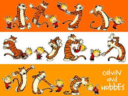 calvin and hobbes other abstract background wallpapers on