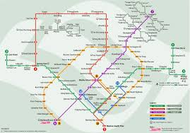 Singapore Map World by Singapore Mrt Ticket Prices U0026 Fares Maps U0026 Routes