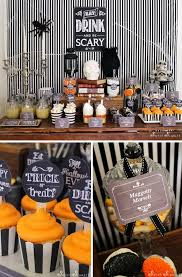 Halloween Party Decorations 37 Halloween Party Ideas Crafts Favors Games U0026 Treats