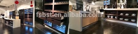 Showroom Kitchen Cabinets For Sale High Quality Used Container Kitchen Cabinets For Sale Display In