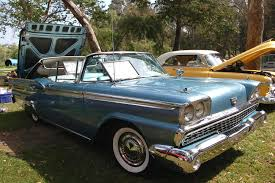 1959 ford galaxie skyliner retractable hardtop photos and specs
