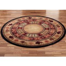buffalo trail area rugs
