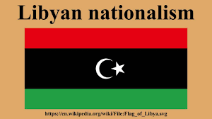 Lybian Flag Libyan Nationalism Youtube