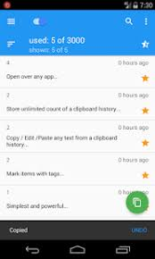 where is my clipboard on android phone my clipboard android apps on play