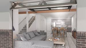 The Dakota Floor Plan by Floor Plans Terrace Townhomes