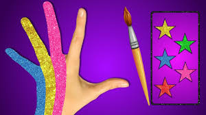 Colors For 2016 by Learn Colors For Kids Finger Family Nursery Rhymes Children