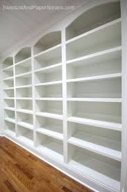 Library Bookcase Plans Bookcase Tall Adjustable Shelf Bookcase Solid Wood Adjustable