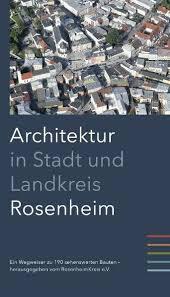 architektur rosenheim 9783000309502 bernhard schellmoser stephan guggenbichler