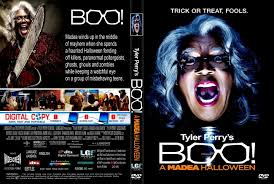 Halloween Dvd Boo A Madea Halloween Dvd Cover U0026 Label 2016 R1 Custom