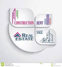 Templates For Real Estate by Modern Concept For Real Estate Business Design Template Royalty