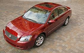 nissan altima 2005 specs 2006 nissan altima information and photos zombiedrive