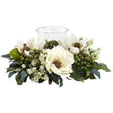 artificial flower arrangements nearly 4794 magnolia candelabrum silk flower
