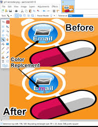 4 free software to replace colors in images