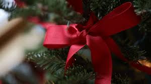Ribbon Decoration For Christmas by How To Decorate A Tree With Ribbon