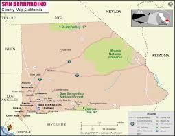 san bernardino ca map san bernardino county map map of san bernardino county california
