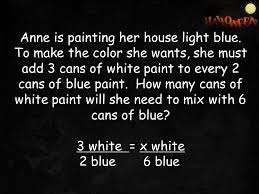 anne is painting her house light blue ppt video online download