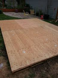 How To Make Hardwood Flooring From Pallets Creating A Dance Floor From Recycled Pallets Our Children U0027s Earth