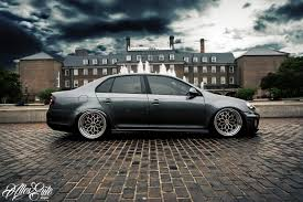 volkswagen jetta custom volkswagen jetta on iss forged snowflakes wheels iss forged