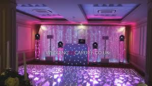 wedding backdrop uk wedding backdrop hire wedding dj cardiff