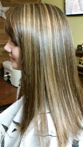 hi light fringe hairstyles how to hi lights hair side bang sara s hair creations pinterest