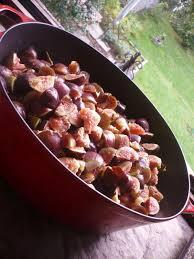 cuisiner des figues fraiches recette chutney de figues fraîches à la pomme et aux épices