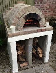 impressive ideas pizza oven outdoor magnificent outdoor fireplace