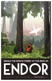 Star Wars Room Decor Etsy by Star Wars Travel Posters Created By Lindsay Craig Available For